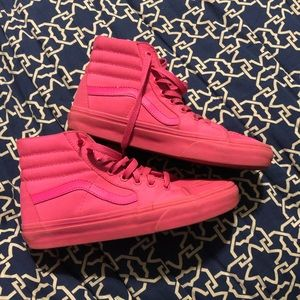 Good used condition Vans